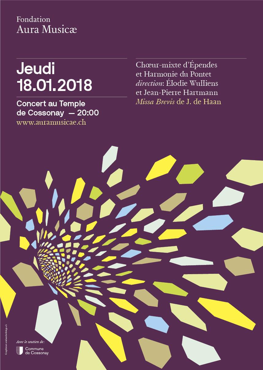Chœur-mixte d'Épendes et Harmonie du Pontet