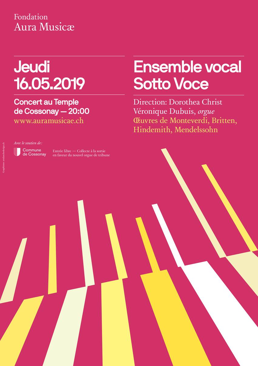 Ensemble vocal Sotto Voce